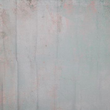 Coral Turquoise Grunge Wall Texture with Banding Backdrop 5x6 - LCPCSL203 - LAST CALL