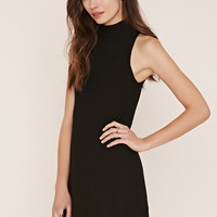 Contemporary Mock Neck Dress | Forever 21 - 2000187070
