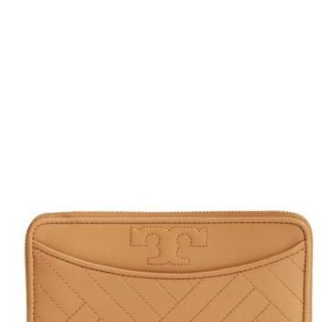 Tory Burch Alexa Quilted Leather Continental Wallet | Nordstrom