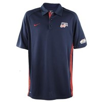 USA Hockey® Nike Coaches Polo Shirt