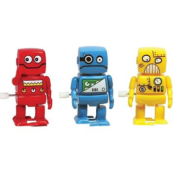 Good, Bad & Ugly Robot - Wind-Ups Set