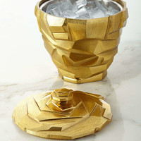 Rock Ice Bucket - Michael Aram