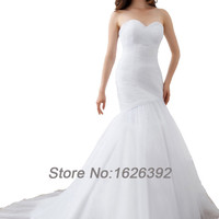 2016 Cheap Sweetheart Off The Shoulder Wedding Dresses Plus Size trouwjurk Bridal Gowns robe de mariage Custom Made Wiht Gloves