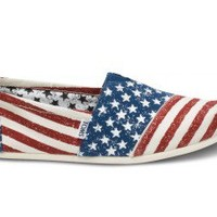 Stars and Stripes Women's Vegan Classics | TOMS.com