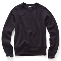 Crew Sweatshirt in Black