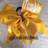 Cheer Bows /iTumble Mystique