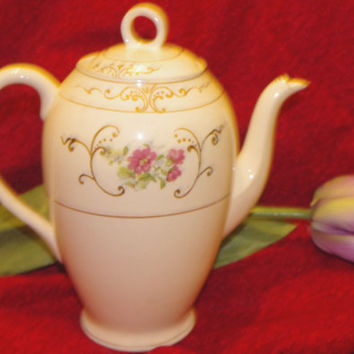Stunning Vintage Hinode Teapot Made in Japan