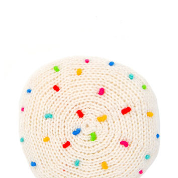 Sprinkle Cookie Rattle