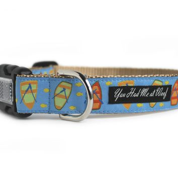 At the Lake Dog Collar
