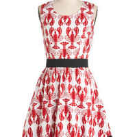 Frock Lobster Dress | Mod Retro Vintage Dresses | ModCloth.com