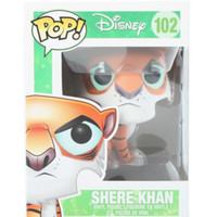 Funko Disney The Jungle Book Pop! Shere Khan Vinyl Figure