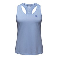 Women's Reaxion Amp Tank in Chambray Heather by The North Face - FINAL SALE