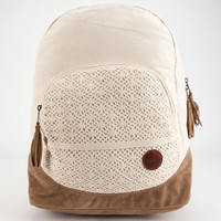 Roxy Lately Backpack Ivory One Size For Women 22927716001