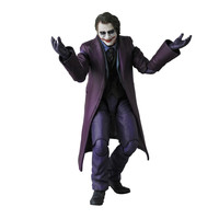 The Joker The Dark Knight Trilogy MAFEX No. 005 Action Figure