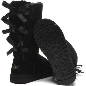 UGG Women male Fashion Wool Snow Boots I-9