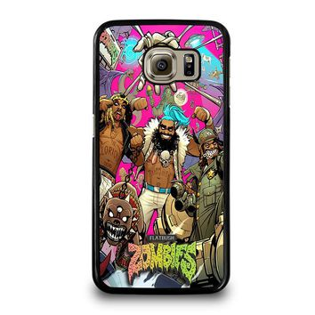 FLATBUSH ZOMBIES Samsung Galaxy S6 Case Cover