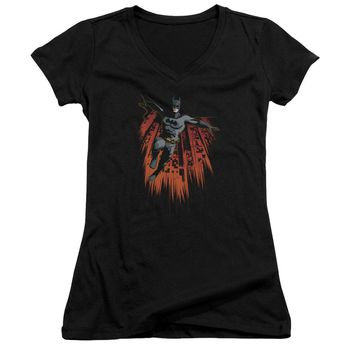 Batman - Majestic Junior V Neck
