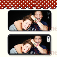 Jack and Finn, iPhone 5 case iPhone 5c case iPhone 5s case iPhone 4 case iPhone 4s case, Samsung Galaxy S3 \S4 Case --X50229