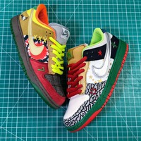 Nike Dunk Sb What The Dunk 318403-141 Low Sneakers - Best Online Sale