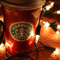 starbucks christmas - Google Search
