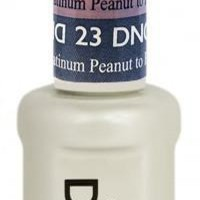DND - Mood Change Gel - Peanut to Platinum 0.5 oz - #D23