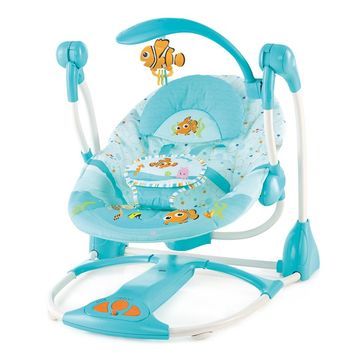 Portable Swing Finding Nemo 370353075 | Baby Swings | Activity | Shop Online For | BABY | Burlington Coat Factory