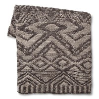 Threshold™ Southwest Sweater Knit Throw