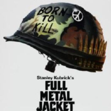 Full Metal Jacket Movie Poster 24inx36in