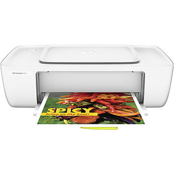 HP Deskjet 1112 Color Inkjet Printer Item # 830780