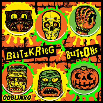 BLITZKRIEG BUTTONS - BUTTONS OF THE DAY - S121