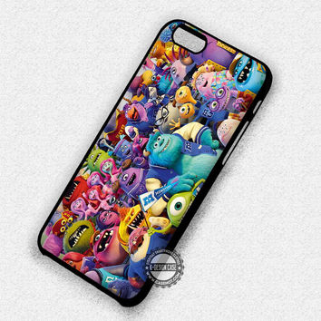 Monster University Inc - iPhone 7 Plus 6 SE 5 Cases & Covers