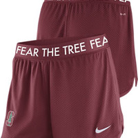 1411H Nike Dri-FIT Mesh Short | Stanford University