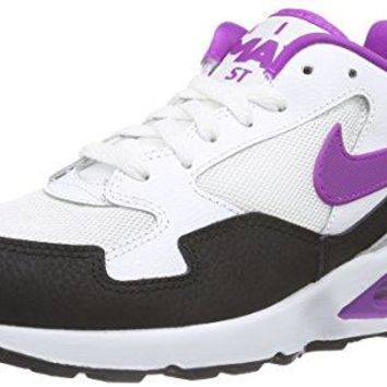 Nike Women's Air Max St Ankle-High Leather Running Shoe  womens nike air max 90