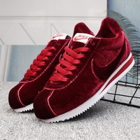 NIKE CLASSIC CORTEZ Women Fashion Sneakers Sport Shoes