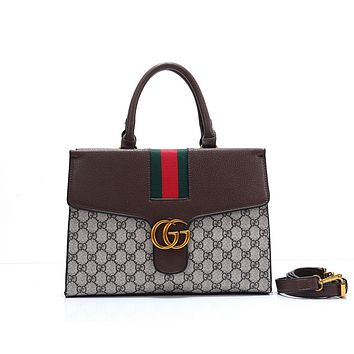 GUCCI Shoulder Bag Female Inclined Shoulder Bag