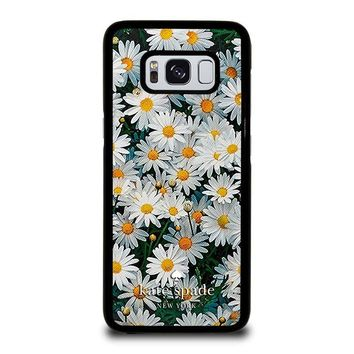KATE SPADE NEW YORK DAISY MAISE Samsung Galaxy S3 S4 S5 S6 S7 Edge S8 Plus, Note 3 4 5 8 Case Cover