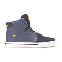 Supra - Kid's Vaider - Grey - Black - White