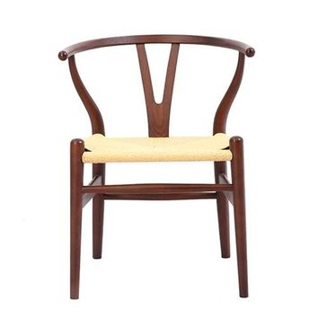 Wishbone Chair CH24 Y Chair - Reproduction | GFURN