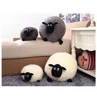 Stuffed Soft Plush Sheep Pillow