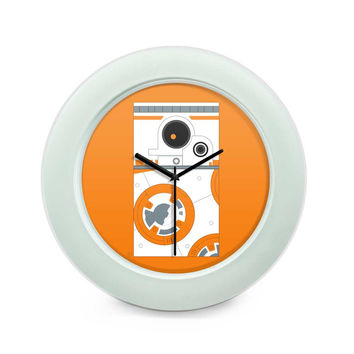 Bb8 Table Clock