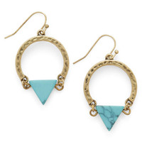 ModCloth Boho Points of Interest Earrings