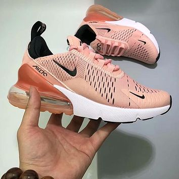 NIKE Air Max 270 Woman Men Fashion Sneakers Sport Shoes bdc916ad78