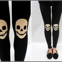 Skull Leggings ON SALE