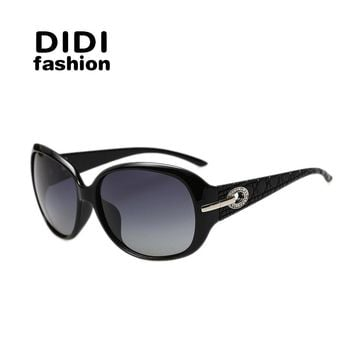 DIDI Crystal Women Sunglasses