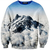 Mount Everest Crewneck