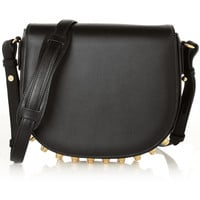Alexander Wang - Lia small studded leather shoulder bag