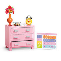American Girl® Furniture: Bouquet Nightstand