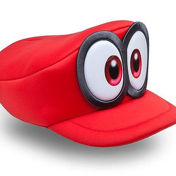 GORRA SUPER MARIO ODDYSEY CAPPY COSPLAY HAT