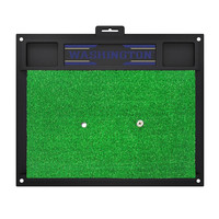 Washington Huskies NCAA Golf Hitting Mat (20in L x 17in W)