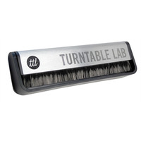 Turntable Lab: Carbon Fiber Anti-Static Vinyl Brush